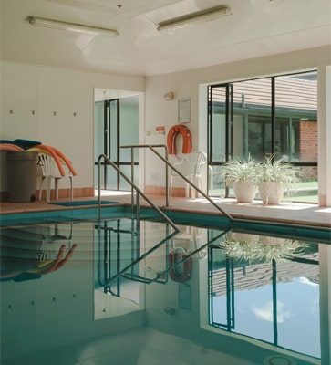 Villages vacances avec piscine couverte