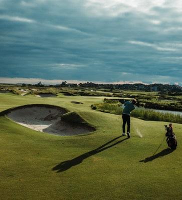 Villages vacances avec terrain de golf